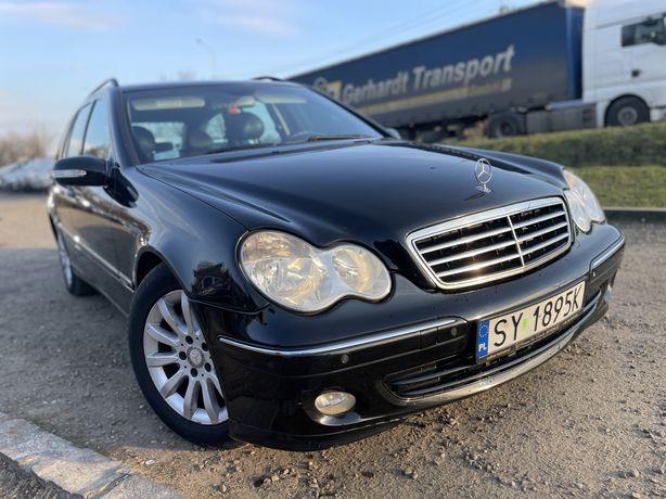Mercedes-Benz C220CDI W203Restayling