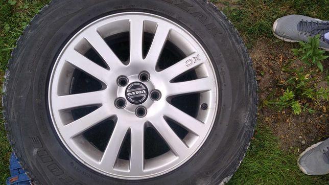 Alufelgi 17' + opony zimowe Volvo