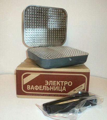 Электровафельница Ласунка, нов вафельницы советского образца,есть ОПТ