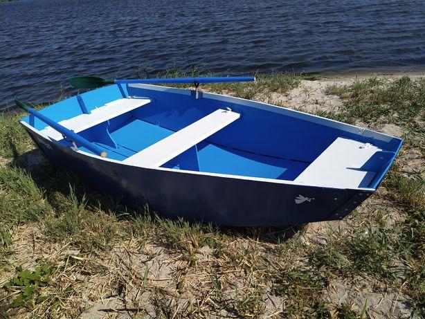 Складная лодка для отдыха и рыбалки.