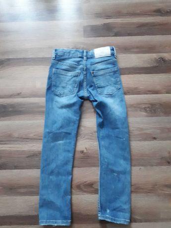 Spodnie 122 rozmiar