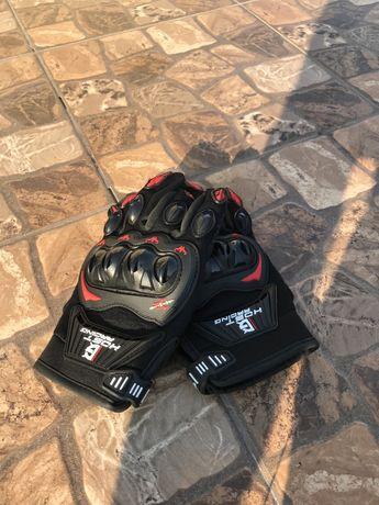 Продам мото перчатки Host Racing