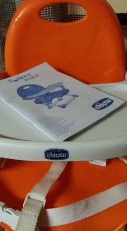 Cadeira de papa /assento Bebé da marca Chicco