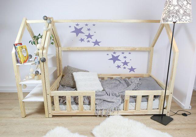 Łóżko dziecięce domek ,domek montessori