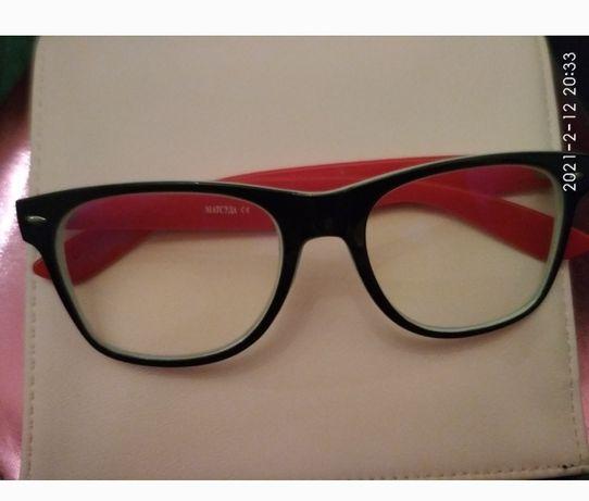 Очки окуляри компьютерные имиджевые
