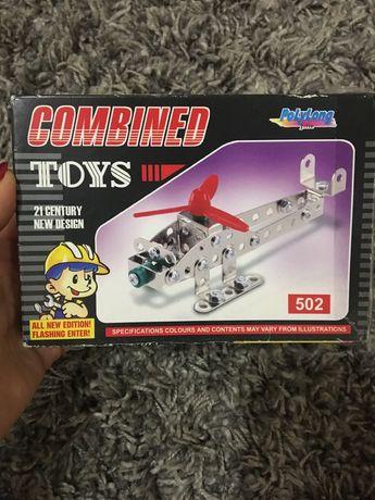 Детский металлический конструктор