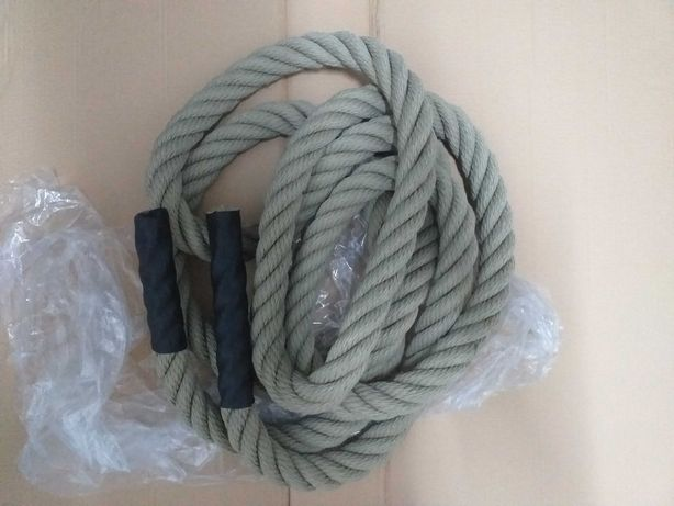 Corda Trepar (Polipropileno)/ Climbing Rope CrossFit Treino Funcional
