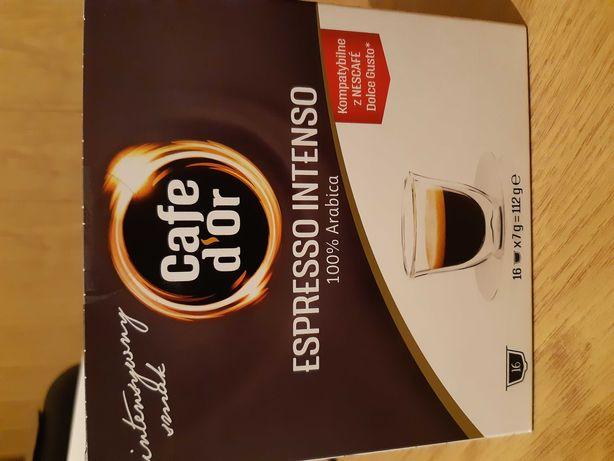 2xKapsułki do ekspresu, espresso intenso