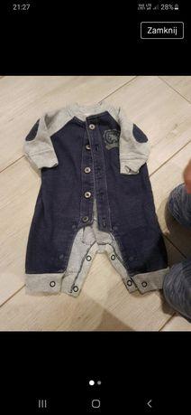 Ubranka chłopięce zestaw