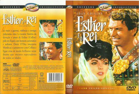 Esther e o Rei  (raro)
