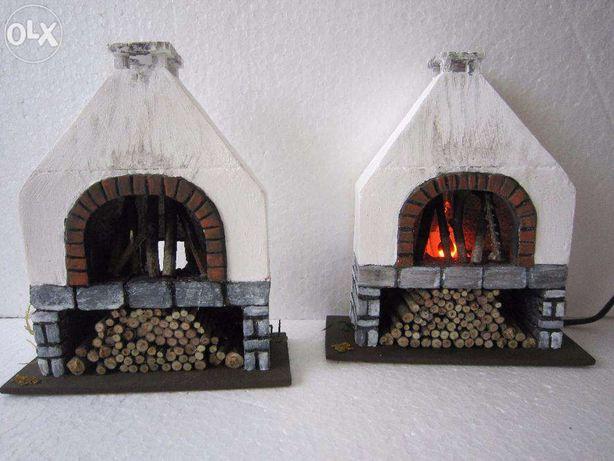Acessórios para Presépio - forno