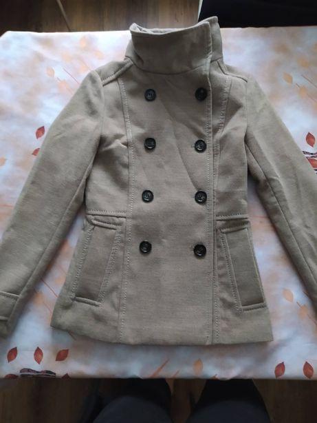 Płaszcz jesienny H&M rozm. 34
