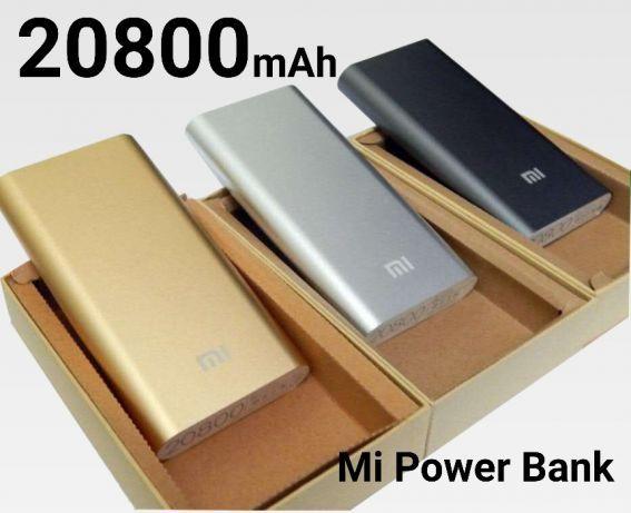 Портативный Power Bank 20800mAh Xiaomi Повер Банк Внешний Павер ЛЬВІВ