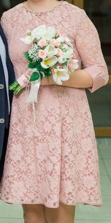 Вечерние платье свадебное платье