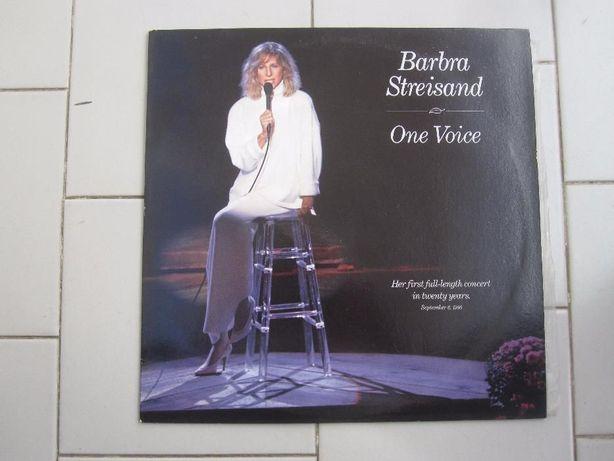Vinil | Barbra Streisand - One Voice