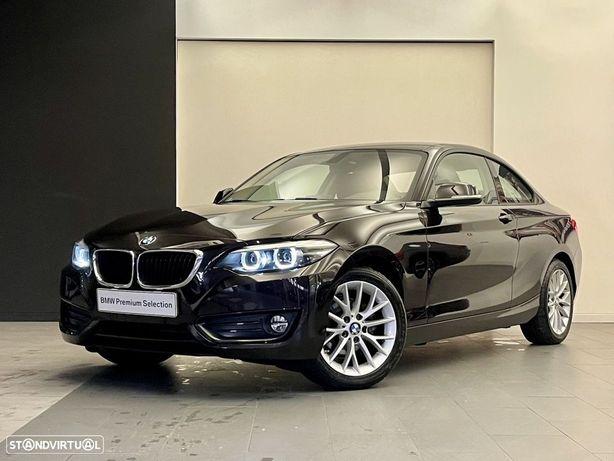 BMW 218 218d Coupe Auto