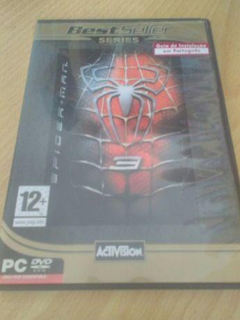 Jogo para computador spider-man 3