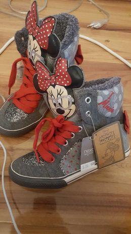 Buty dla dziewczynki next Nowe