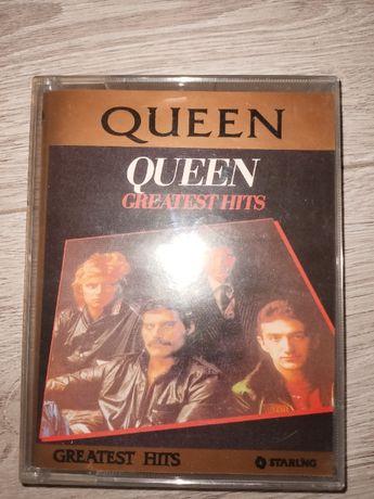 Queen Greatest Hits 2xkaseta magnetofonowa sprzedam