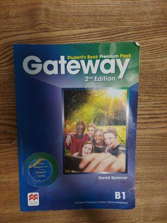 Учебник Gateway B1 оригинал
