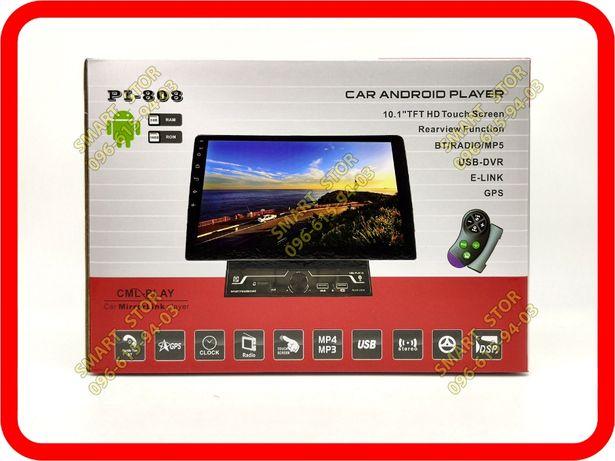 Автомагнитола PI-808, 2DIN, Android, 2/16, GPS, WiFi