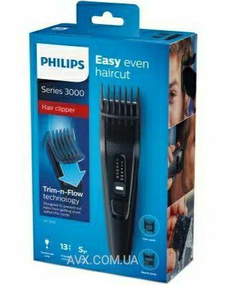 ДРОПШИППИНГ Машинка для стрижки Philips HC3510/15 Series 3000 ЕС