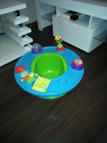 Obrotowe krzesełko do zabawy siedzenie