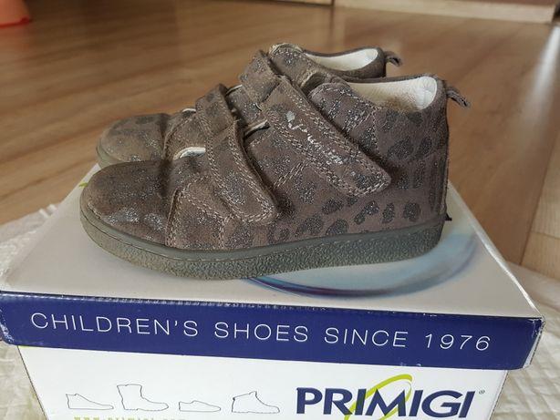 Buty dziecięce Primigi 27 skórzane