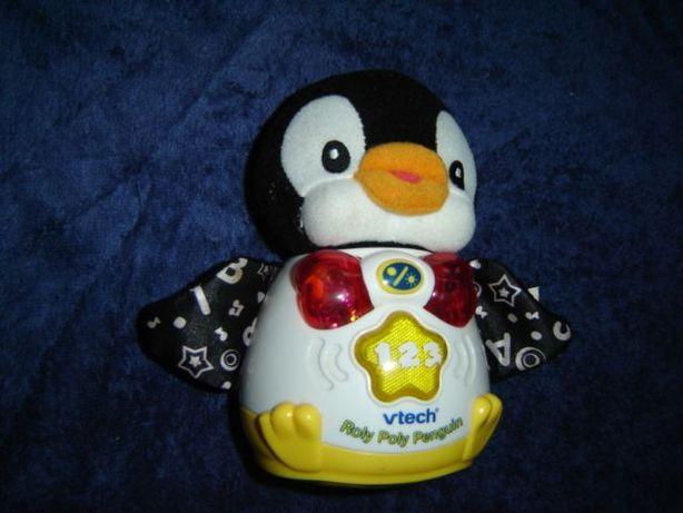 Interaktywny edukacyjny pingwinek Kiwaczek Vtech raczkowanie