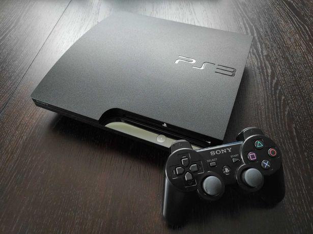 Konsola Sony PlayStation 3 PS3 Slim 320GB + Oryginalny PAD+Okablowanie
