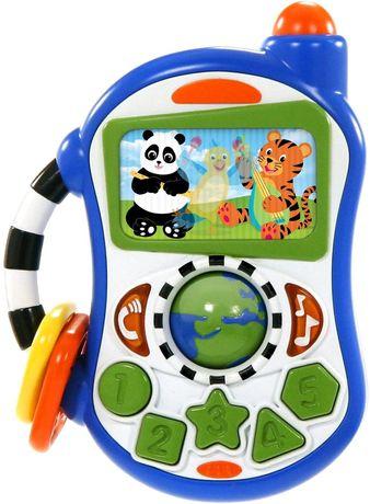 Телефон детский игрушка озвученный Baby Einstein