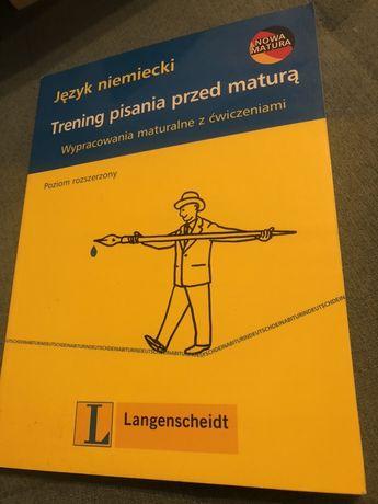 Język niemiecki trening pisania przed maturą