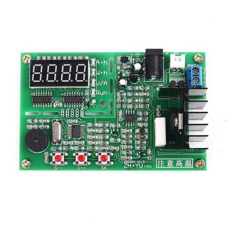 Тестер емкости и внутреннего сопротивления аккумулятора ZB206+ V1.3