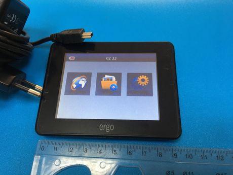 Ergo GPS 850 навигатор