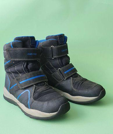 Зимние сапоги ботинки Geox 35размер