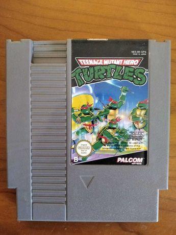 Teenage Mutant Hero Turtles - NES
