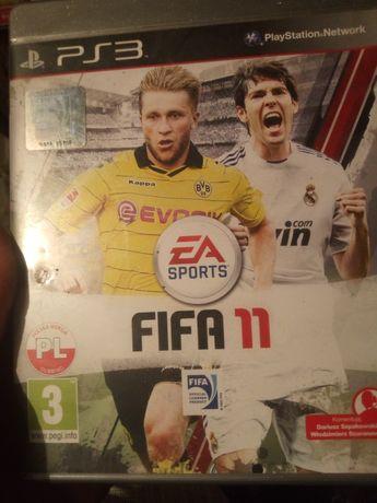 FIFA 11 na PS3