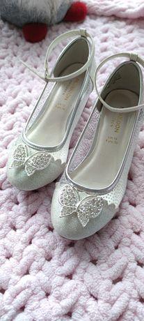 Туфли на каблуке ИДЕАЛЬНОЕ состояние 29,30,31 размер