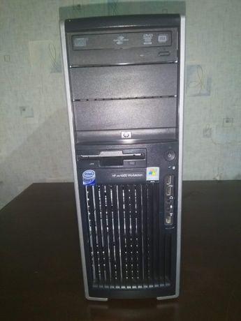 Компьютер HP Workstation xw4600 (4 ядра, 8 Gb ОЗУ)