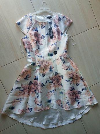 Sukienka Chi Chi London Curve uk 18 44/46 nowa z metkami