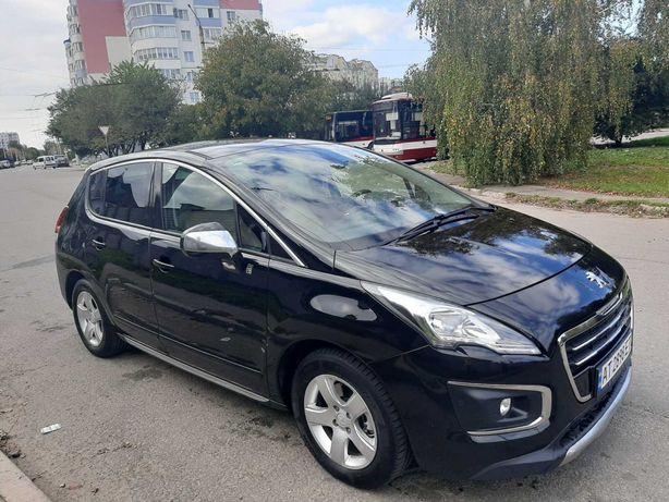 Peugeot 3008 2.0 Hybrid