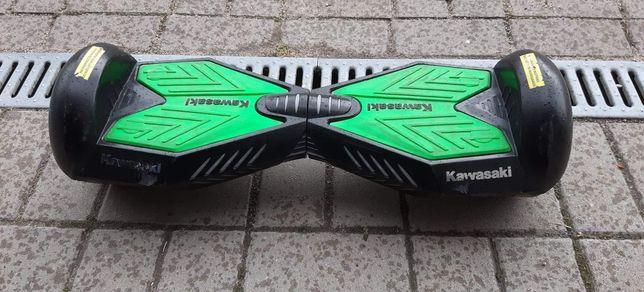 Hoverboard kawasaki kx-pro 6.5+hoverkart