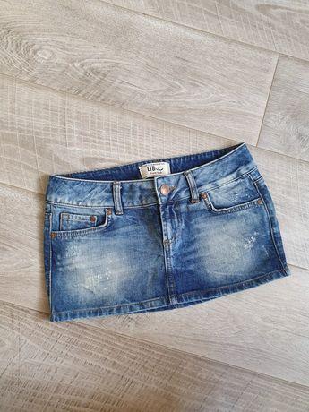 LTB джинсова спідниця XS