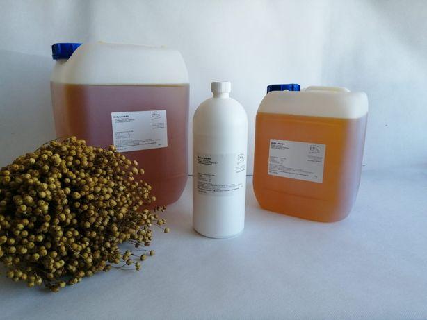 Olej krokoszowy dla koni - pojemności 1L, 5L, 10L