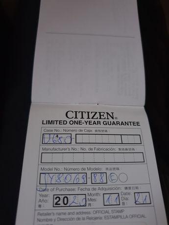 Citizen jy8069-88e