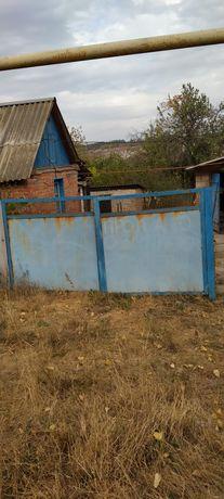 Дом с.Резниковка газ,колодец,паровое отопление,30сот огород с поливом