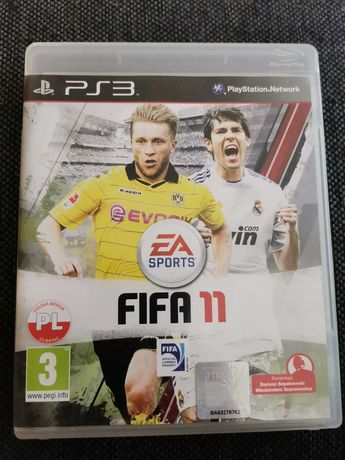 Fifa 11 PS 3 polecam