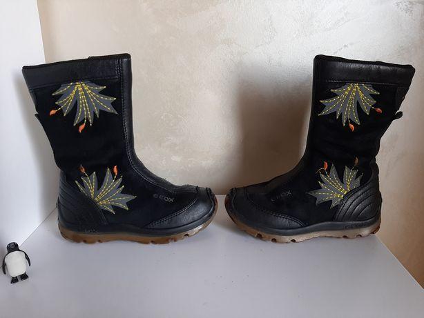 Демисезонные ботиночки/сапожки ОРИГИНАЛ 26 р. 16 см стелька