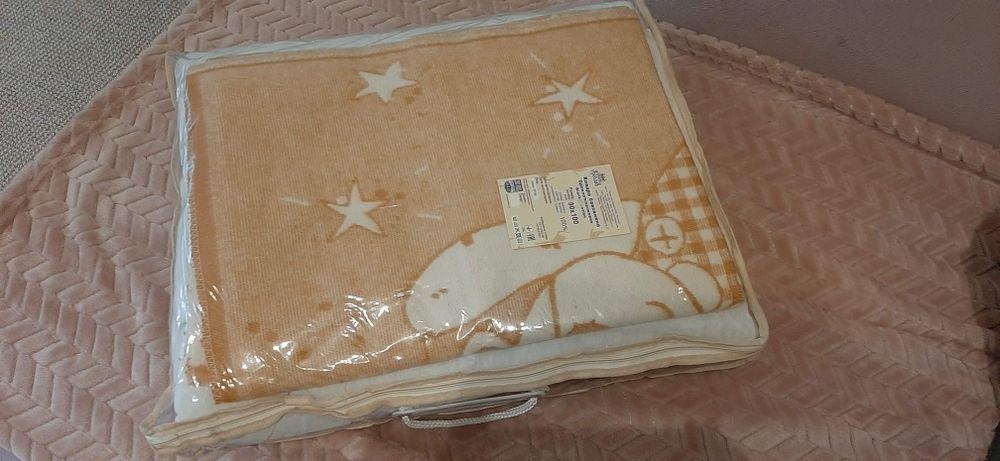 Детский плед одеяло + пододеяльник Днепр - изображение 1