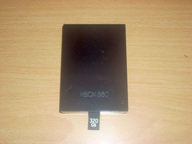 Dysk twardy HDD 320Gb z obudową do konsoli XBox 360 Slim i Stingray